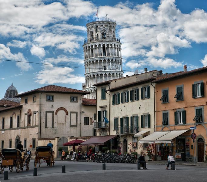 Pisa, Italy, 2015.