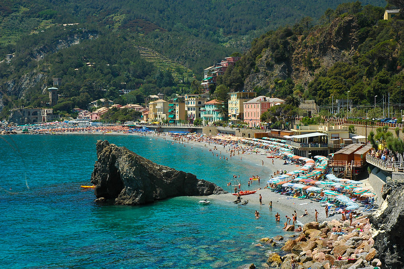 Summer in Monterosso_