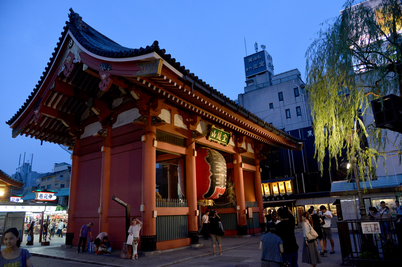 "Entrance to Asakusa shrine at Taito, Tokyo 111-0032, Japan. Tokyo (東京 Tōkyō) ""Eastern Capital"" is one of the 47 prefectures of Japan. Tokyo is the capital of Japan, the center of the Greater Tokyo Area, and the largest metropolitan area in the world. It is the seat of the Japanese government and the Imperial Palace, and the home of the Japanese Imperial Family. Tokyo is in the Kantō region on the southeastern side of the main island Honshu and includes the Izu Islands and Ogasawara Islands. Tokyo was originally a small fishing village named Edo  which means ""estuary""."