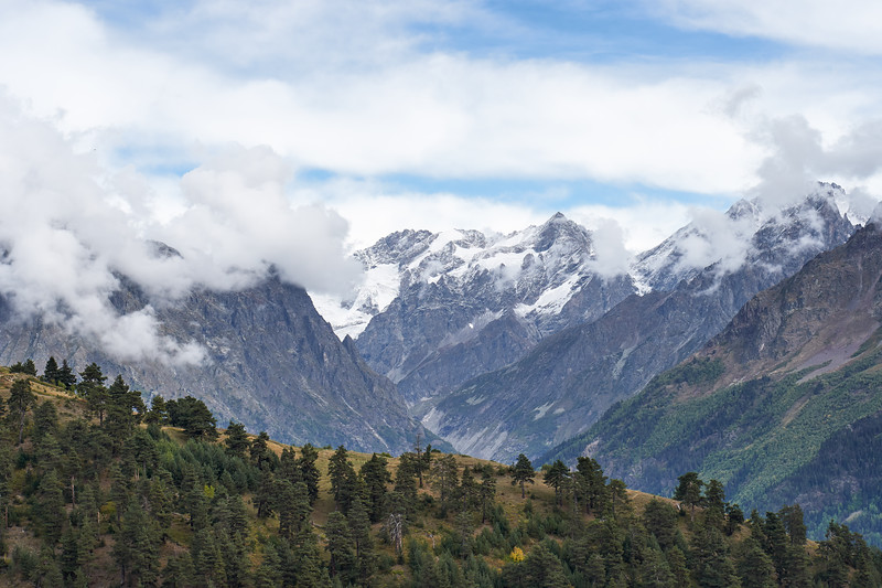 Welcome in the High Caucasus