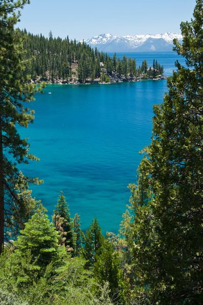 Clear Waters of Lake Tahoe