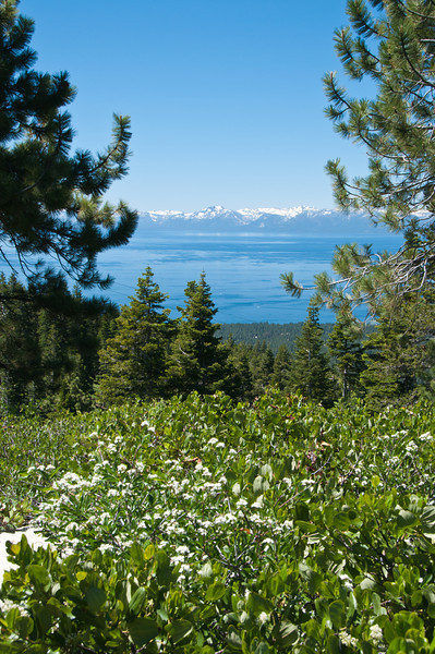 Lake Tahoe from Mt Rose Highway