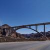 """Mike O'Callaghan – Pat Tillman Memorial Bridge, aka Hoover Dam Bypass.  1,900 ft long, with a 1,080 ft arch.  More: <a href=""""http://www.hooverdambypass.org/"""">http://www.hooverdambypass.org/</a>"""