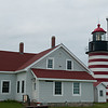 West Quoddy Head Light, Maine