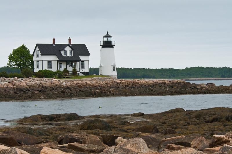 Prospect Harbor Point Light_