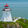 Cape Enrage Light