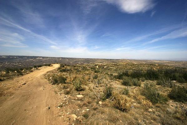 Cleghorn - SCLR New Member Trail Run