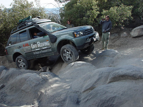 John Bull Trail  - SCLR and TTORA