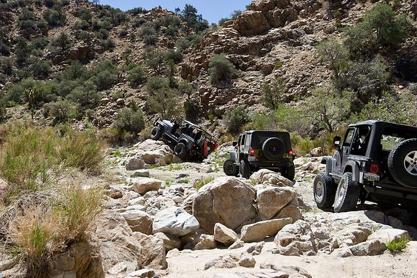 Rattlesnake Canyon - MJR