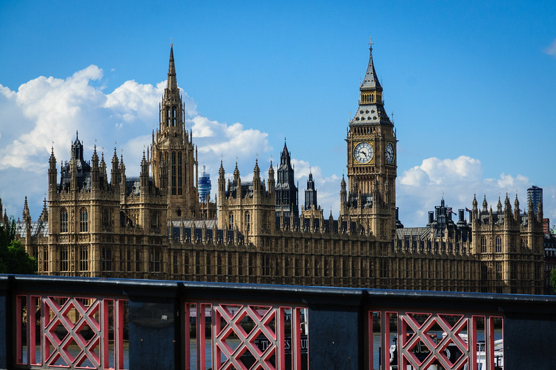 Big Ben and the Houses of Parliamnet