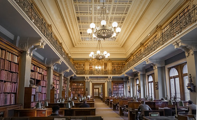 National Art Library - Victoria and Albert Museum
