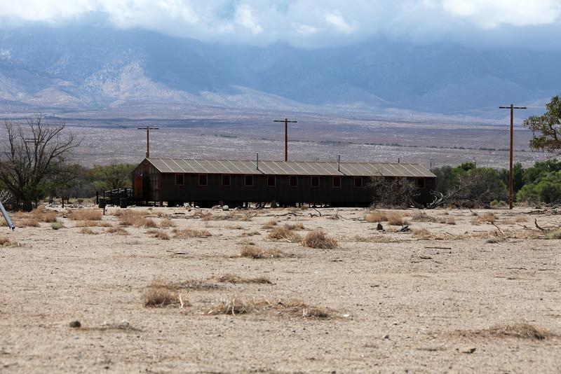 Manzanar concentration camp