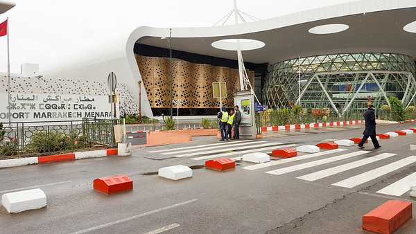 Menara International Airport - Marrakesh