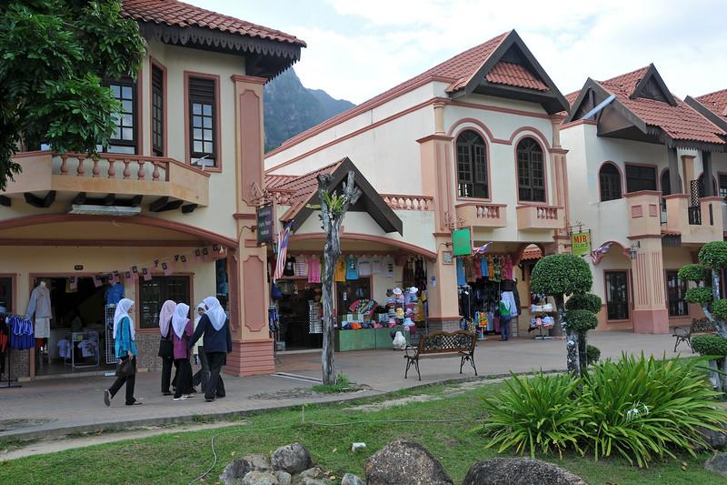 Oriental Village; Langkawi Geopark; Malaysia