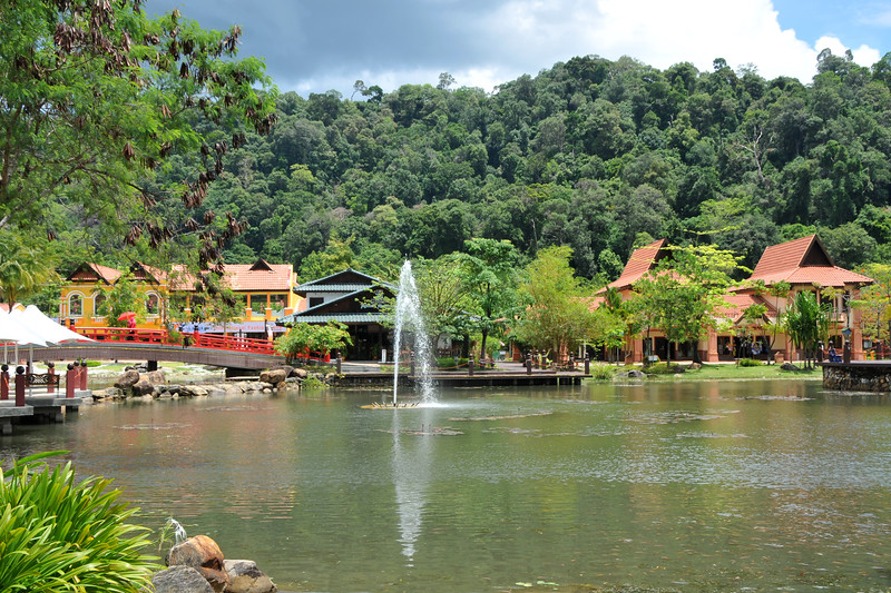 Oriental Village, Langkawi Geopark, Malaysia