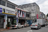 Little India in George town; Penang; Malaysia