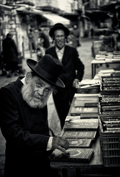 Haredim live in insular communities with limited contact to the outside world. Their lives revolve around Torah study, prayer and family. Television, films, secular publications and the Internet are not a part of their world. They tend to have their own economies, educational systems, medical services, and welfare institutions and gemachs (free loan societies for everything from money to household items). In Israel Haredi Jews are exempt from army service.