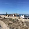 Whale watching camp at San Ignacio Lagoon