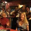 Mary Lou & Janine enjoying the music