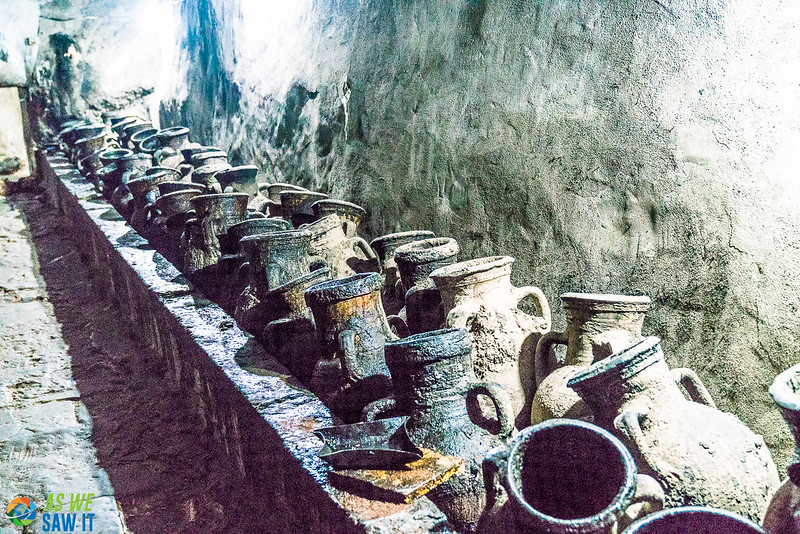 Ancient Yazidi Jars used to hold olive oil