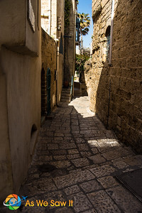 Old city area