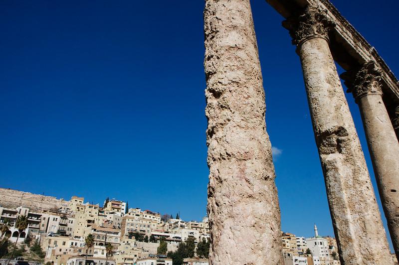 Amman History