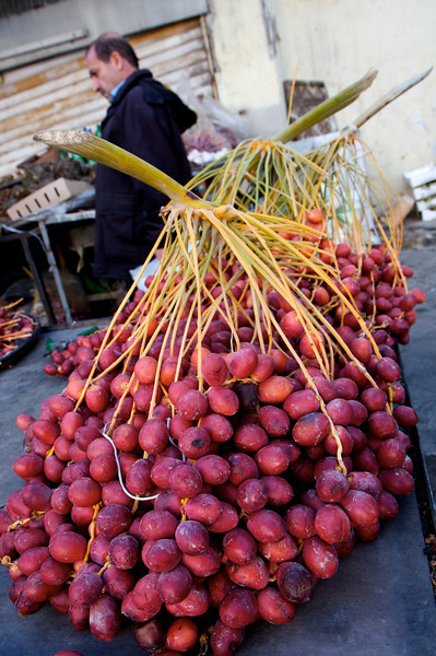 Dates at the market