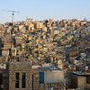 The jebels (hills) of Amman