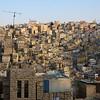 The jebels (hills) of Amman