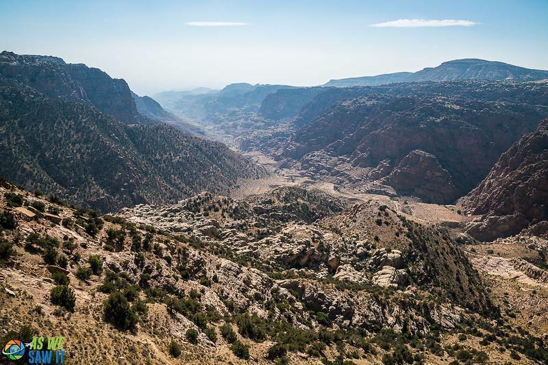 Dana Biosphere, a UNESCO Reserve