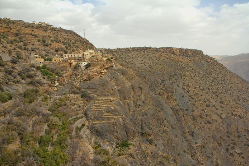 Village hike
