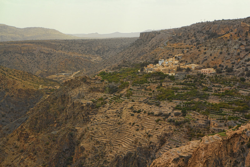 Village in Jebel Akdar