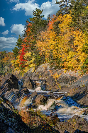 Fall Color Flows in Minnesota, #2021