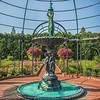 Fountain, Clemens Garden, Saint Cloud, Minnesota