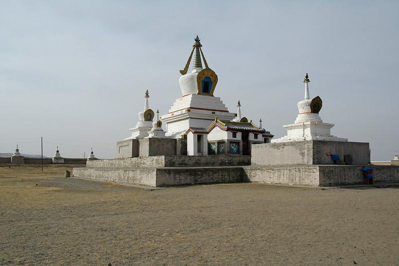 Erdene Zuu monastery and museum, Kharkhorin. Karakorum, Central Mongolia
