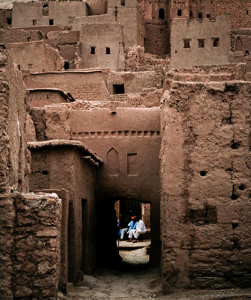Ait, Benhadu, Morocco, 1995.