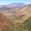 Climbing towards the Tizi n'Test in the High Atlas of Morocco