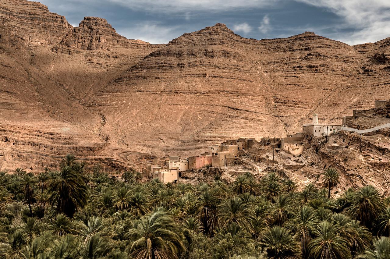 Tlata Tasrite, near Tafraoute, Morocco, 2010.