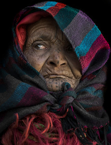 The Berbers (Imazighen, singular Amazigh) are an ethnic group indigenous to Northwest Africa, speaking the Berber languages of the Afroasiatic family.They are the descendants of the pre-Arab populations of North Africa from the Egyptian frontier to the Atlantic and from the Mediterranean coast to the Niger River. Originally, Berber was a generic name given to numerous heterogeneous ethnic groups by the Romans that shared similar cultural, political, and economic practices. It was not a term originated by the group itself. While Berbers are stereotyped as nomads, and indeed some tribes are, the majority are typically farmers. It is difficult to estimate the number of Berbers in the world today, because many do not define themselves as Berber. However the Berber language is spoken by an estimated 14 to 25 million people.  High Atlas Mountains, Morocco, 2018