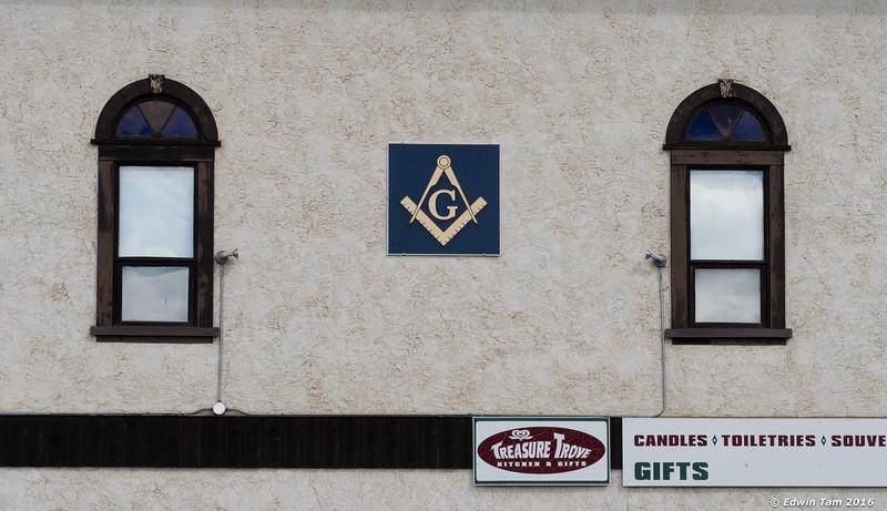 The Free Masons.