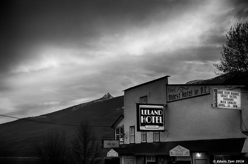 Leland Hotel.