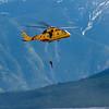 Comox search and rescue - practice runs.