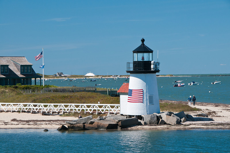 Brandt Point Lighthouse, Nantucket
