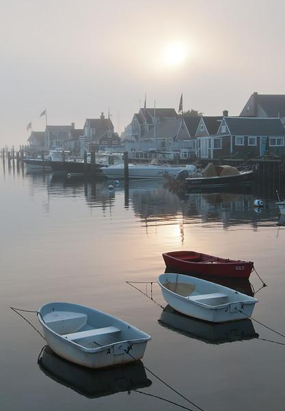 Nantucket Morning Fog 2