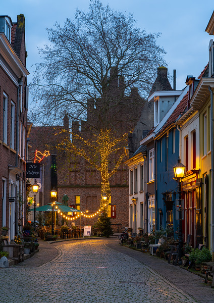 Doesburg, Netherlands - december 2020