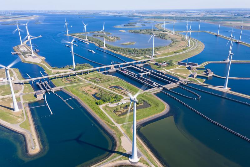 Bruinisse, Netherlands - mei 2020