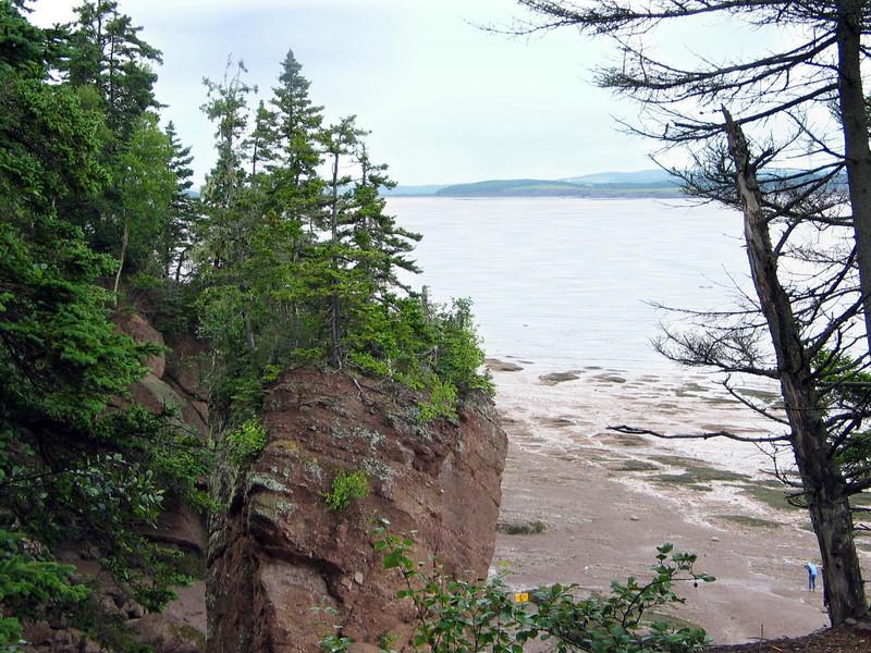 Hopewell Rocks, Bay of Fundy, N.B.
