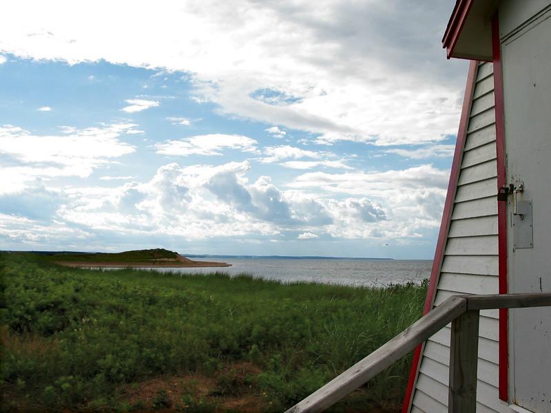 Lighthouse view on PEI