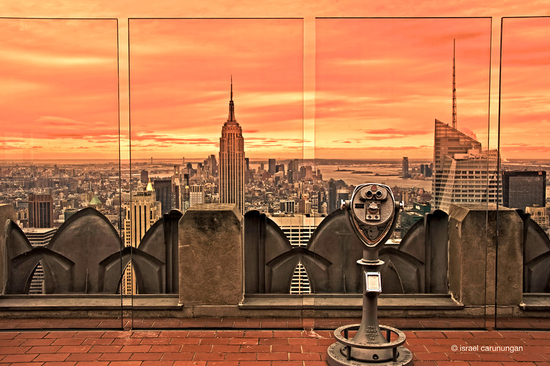 Top of the Rock_OnOne_Copyright