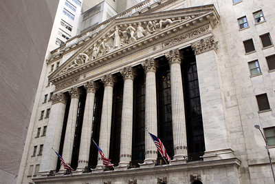 New York Stock Exchange, Wall Street